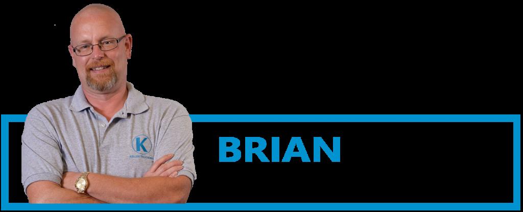 Driver Testimonials Brian Varner Keller Trucking