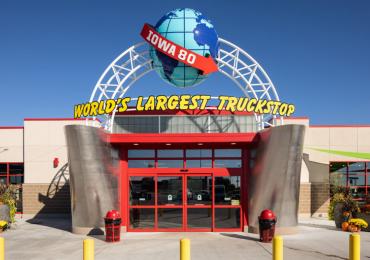 Iowa 80 Truck Stop Walcott, Iowa